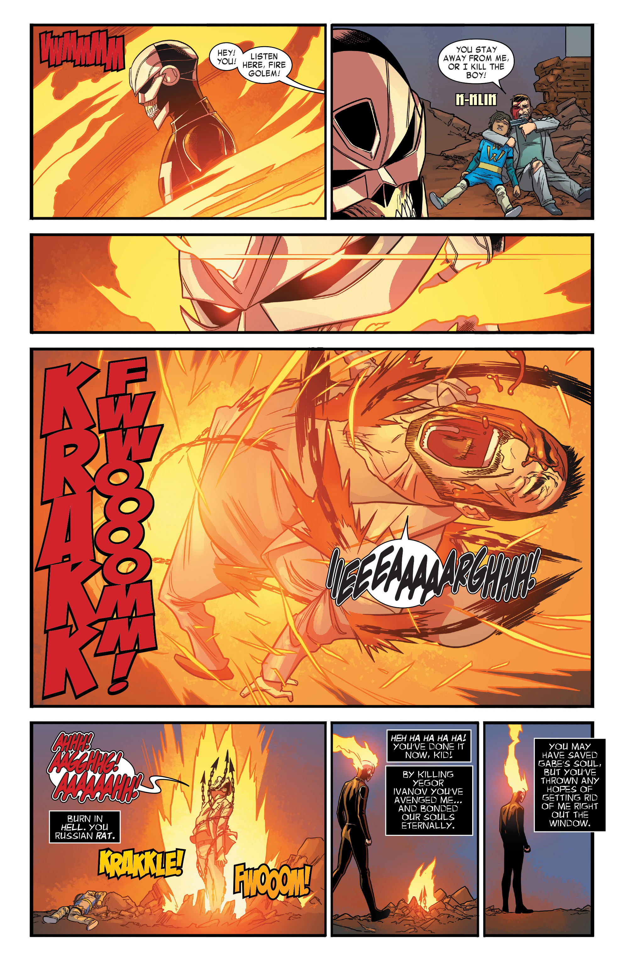 Read online All-New Ghost Rider comic -  Issue #12 - 20