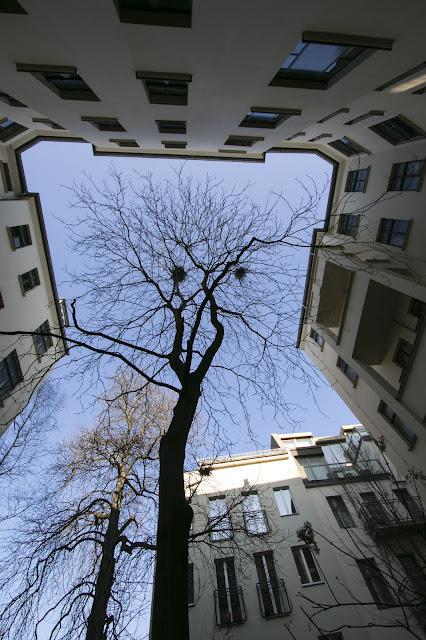 Hackesche Hofe-Berlino
