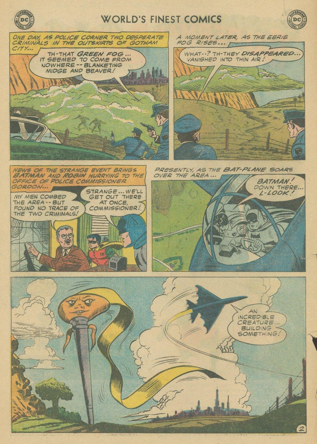 Read online World's Finest Comics comic -  Issue #108 - 4