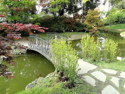 Jardín de Villa Melzi