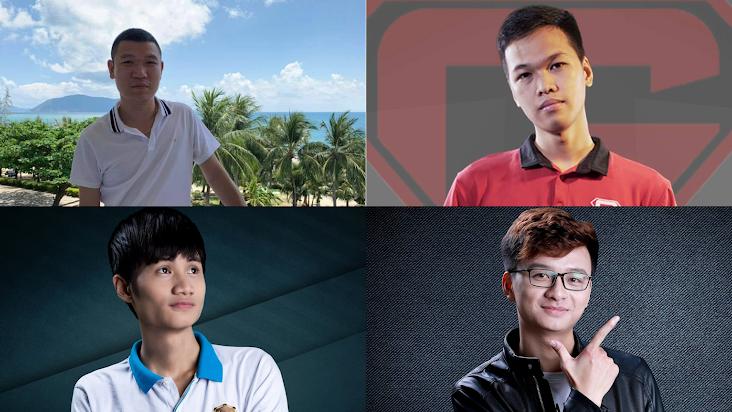 [AoE] Chim Sẻ Đi Nằng, No1 vs Hồng Anh, Gunny: Cân không tì vết