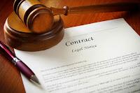 Contoh surat perjanjian TERBENAR dan TERLENGKAP