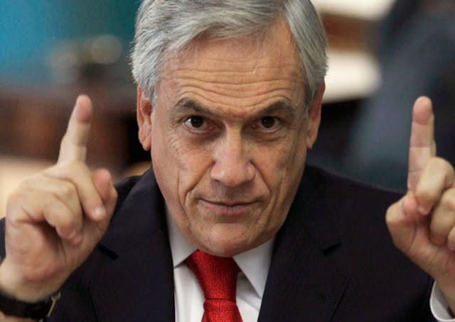 Sebastián Piñera es investido presidente de Chile