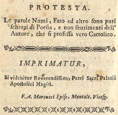 Paisiello Le Due contesse 1776