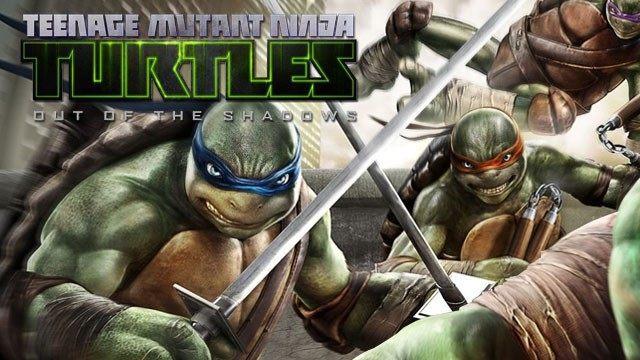تحميل لعبة سلاحف النينجا 2 Ninja Turtles Out Of The Shadows للكمبيوتر