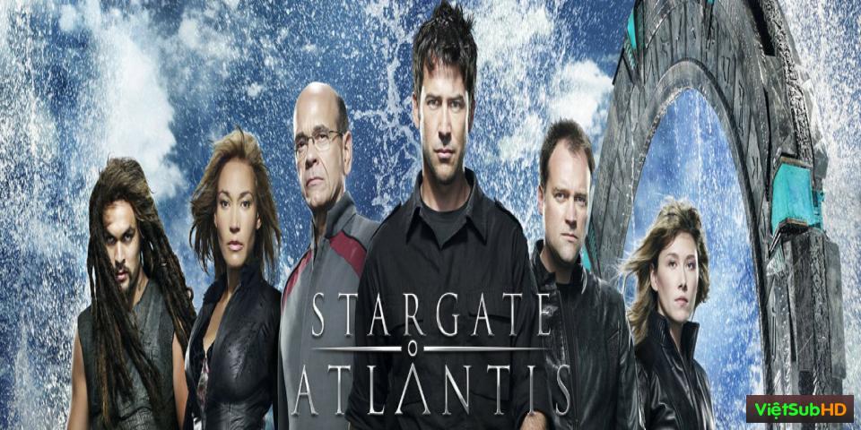 Phim Trận Chiến Xuyên Vũ Trụ - Phần 1 Hoàn Tất (19/19) VietSub HD | Stargate Atlantis - Season 1 2004