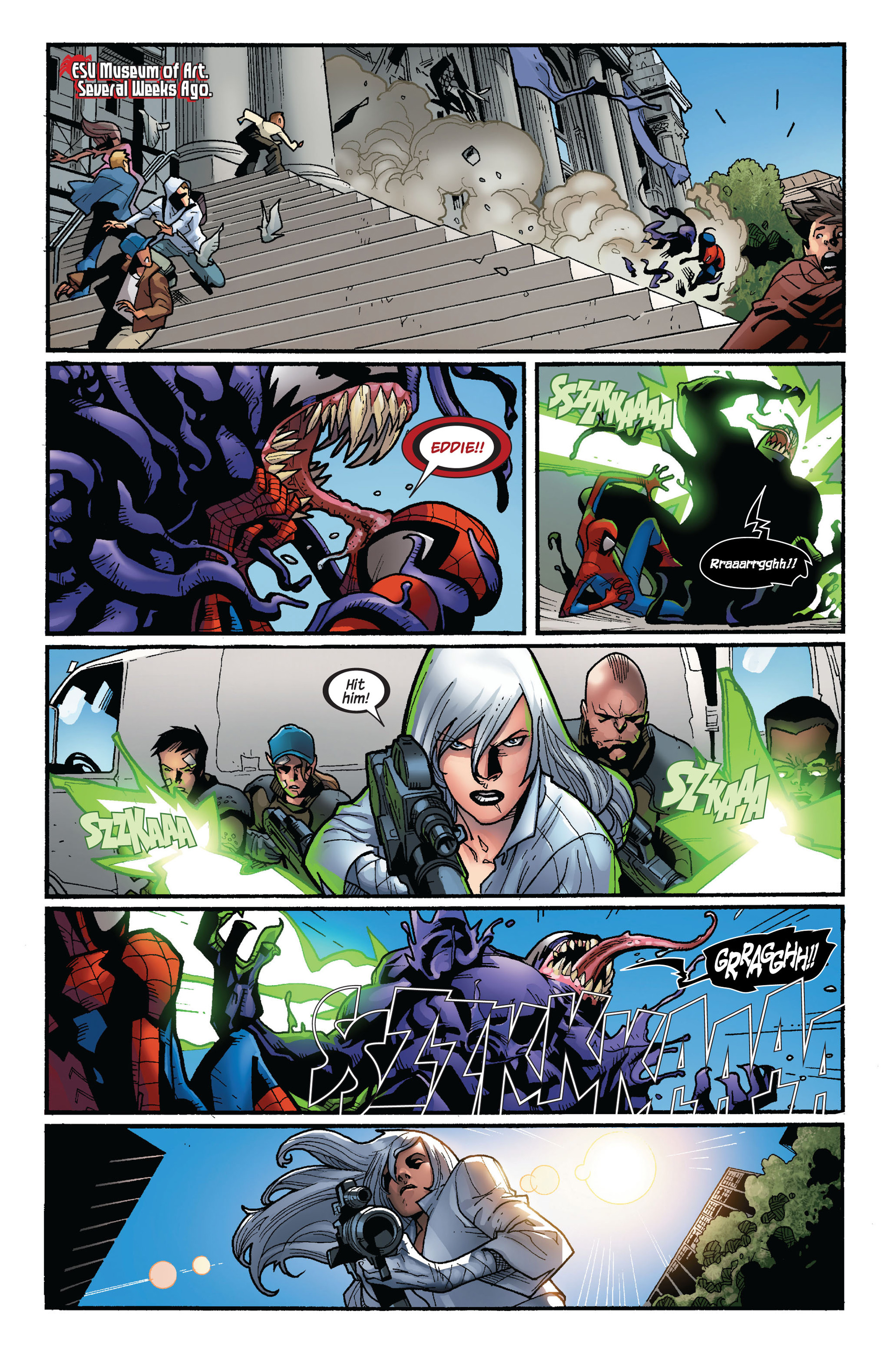 Read online Ultimate Spider-Man (2000) comic -  Issue #124 - 3