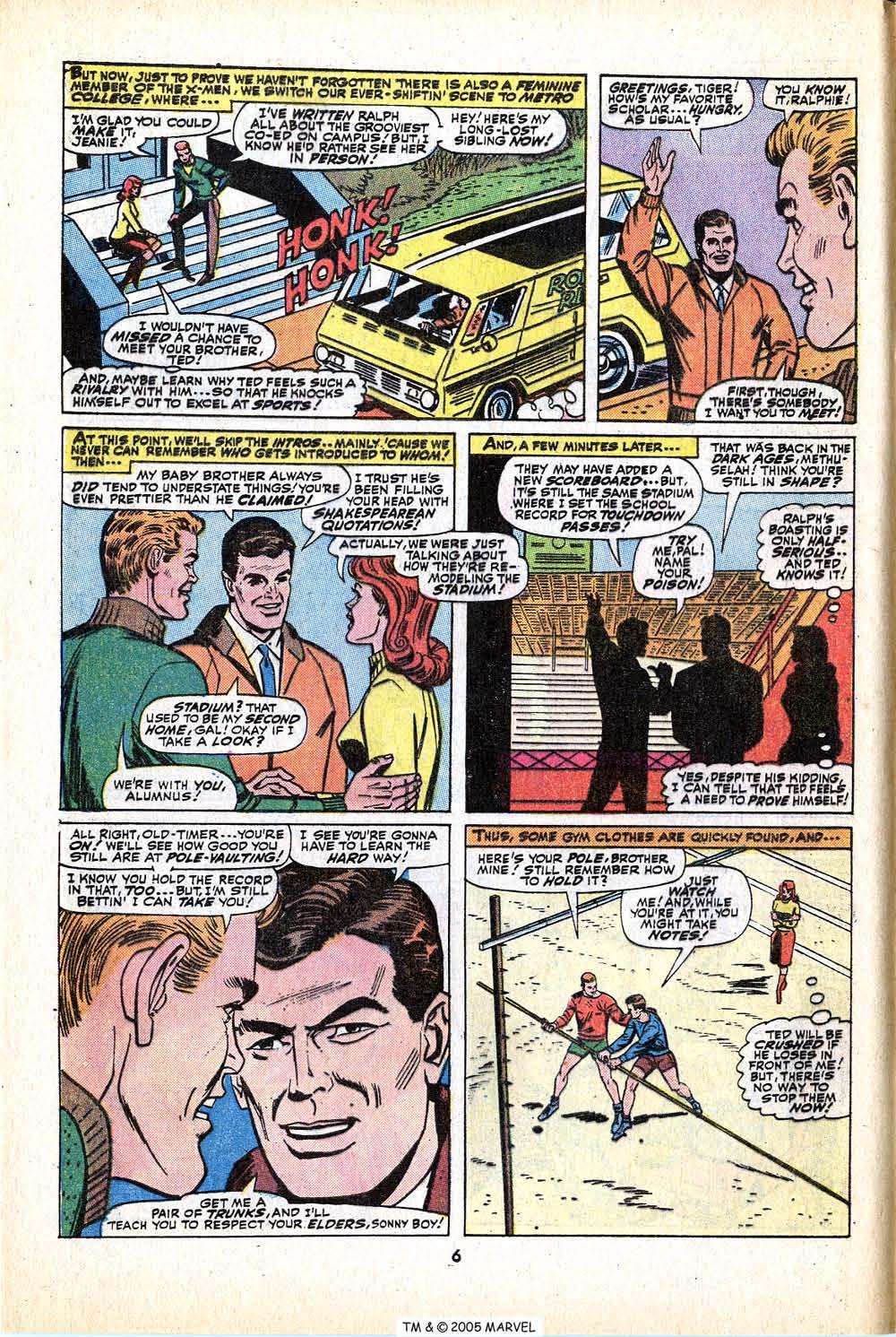 Uncanny X-Men (1963) 79 Page 7