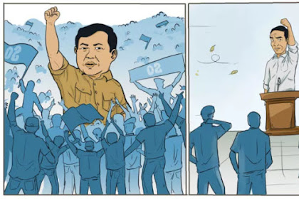 Jokowi di Ambang Kekalahan?