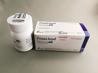 フィナロイド1mg100錠+ミノキシジル10mg100錠