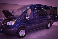 2017 Ford Transit Full Size Work Van