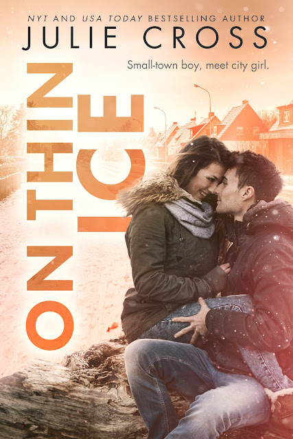 On Thin Ice (Juniper Falls Book 3) by Julie Cross