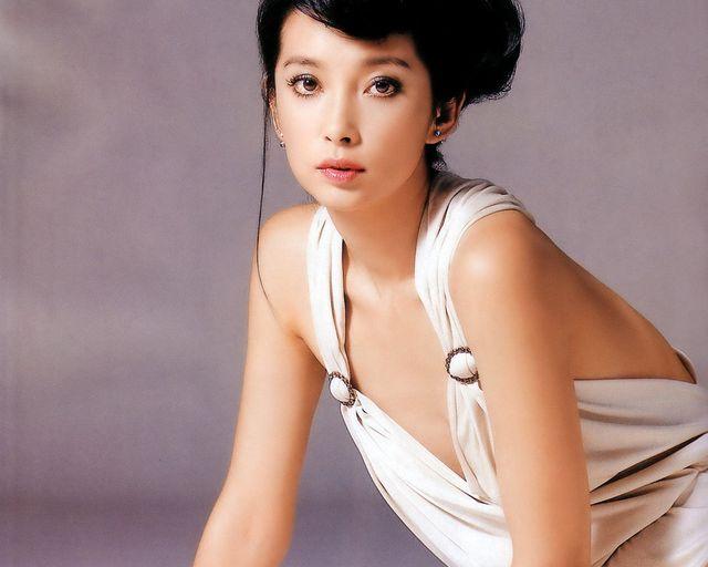 UNDERWEAR MODELS: Li Bing Bing