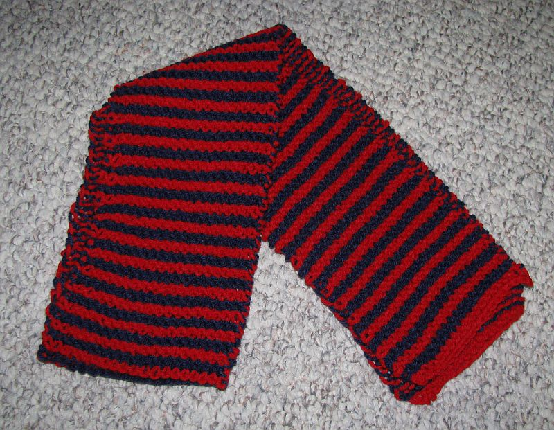 TMSK at Home: Special Olympics Scarves #7 & #8
