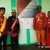 Pangeran Chandrarupa Mendapatkan Gelar Doktor Honoris Causa