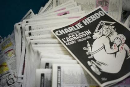 Kontroversial Charlie Hebdo Gambar Yang Kuasa Bersenjata