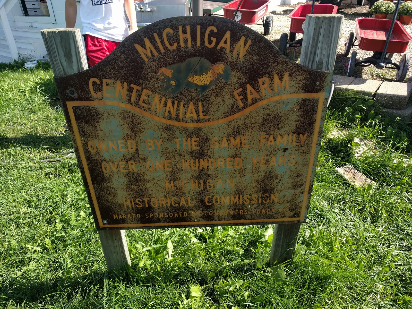 Michigan Centennial Farm Jollay S In Coloma