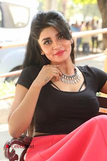 Telugu Actress Harini Stills at Dhyavudaa Movie Teaser Launch  0361.JPG
