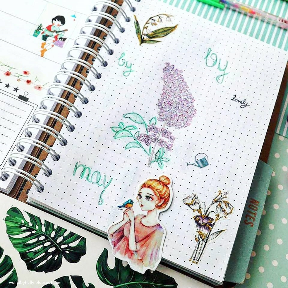 planer pamietnik kreatywny notes