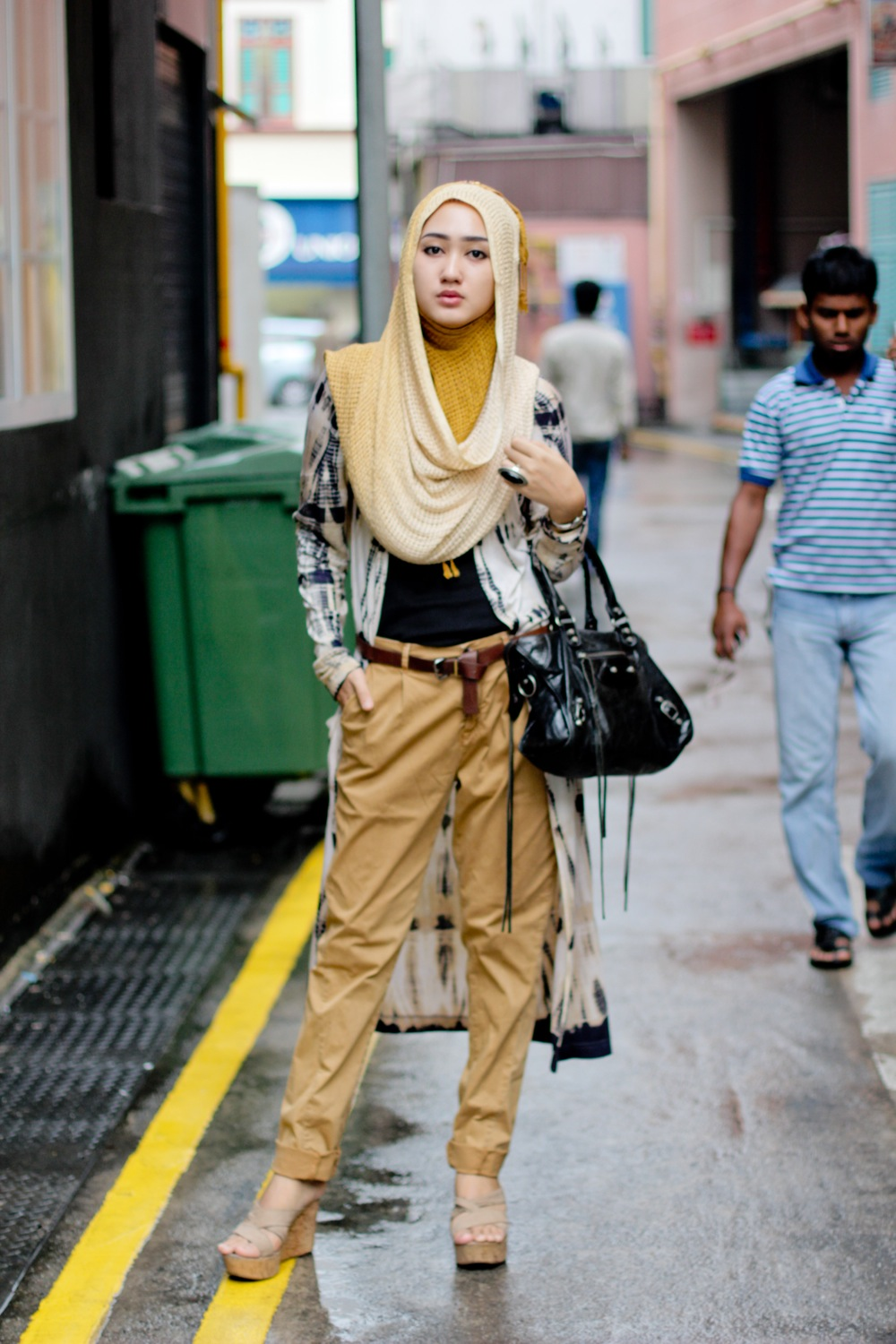 Suggestions Online Images Of Tutorial Hijab Turban Style Dian