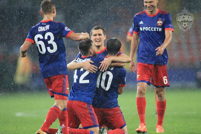 Guia da Champions League 2017-2018: CSKA Moscou