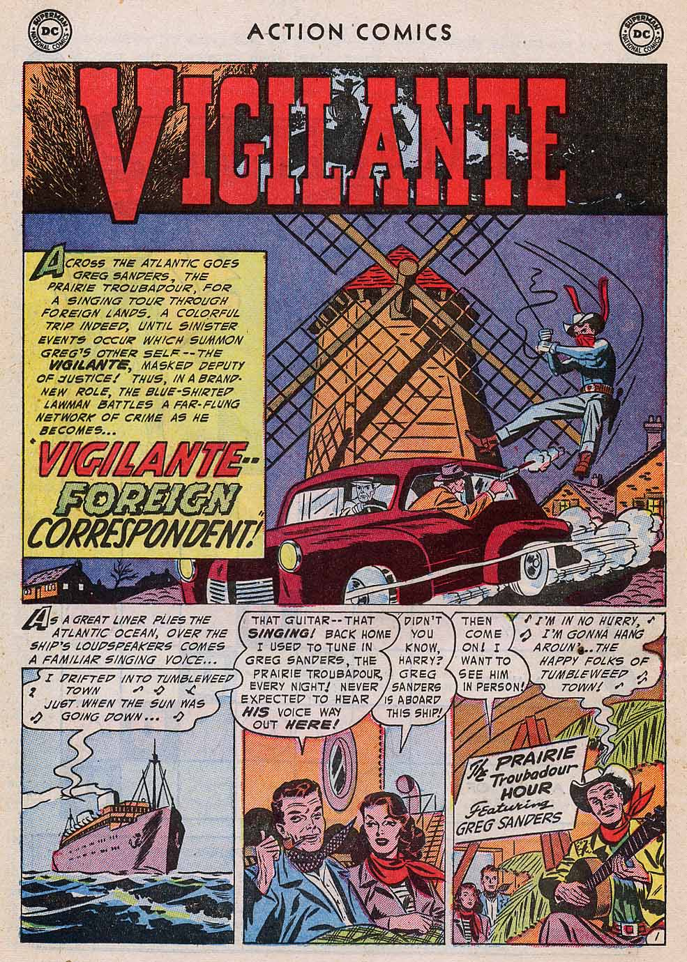 Read online Action Comics (1938) comic -  Issue #196 - 34