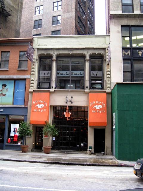 Daytonian in Manhattan