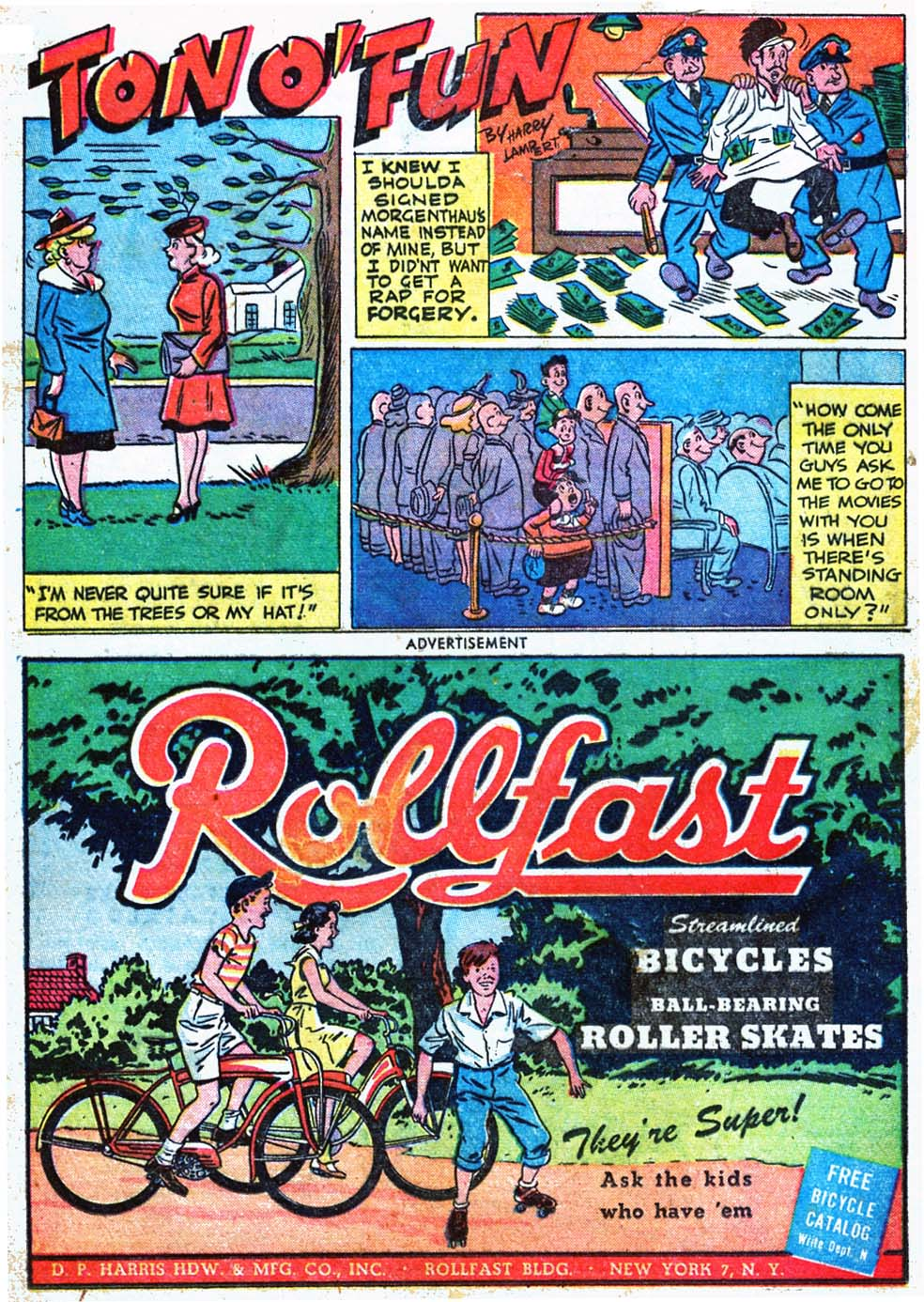 Read online All-American Comics (1939) comic -  Issue #86 - 22