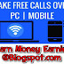 Free Phone Calls With Dingtone Worldwide