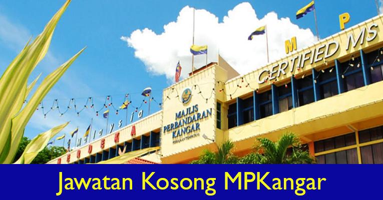 Jawatan Kosong di Majlis Perbandaran Kangar MPK