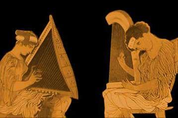 Για τη μουσική γραφή των αρχαίων Ελλήνων