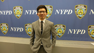 Ph.D. Student Yingyos Leechaianan completed an internship with the New York Police Department.