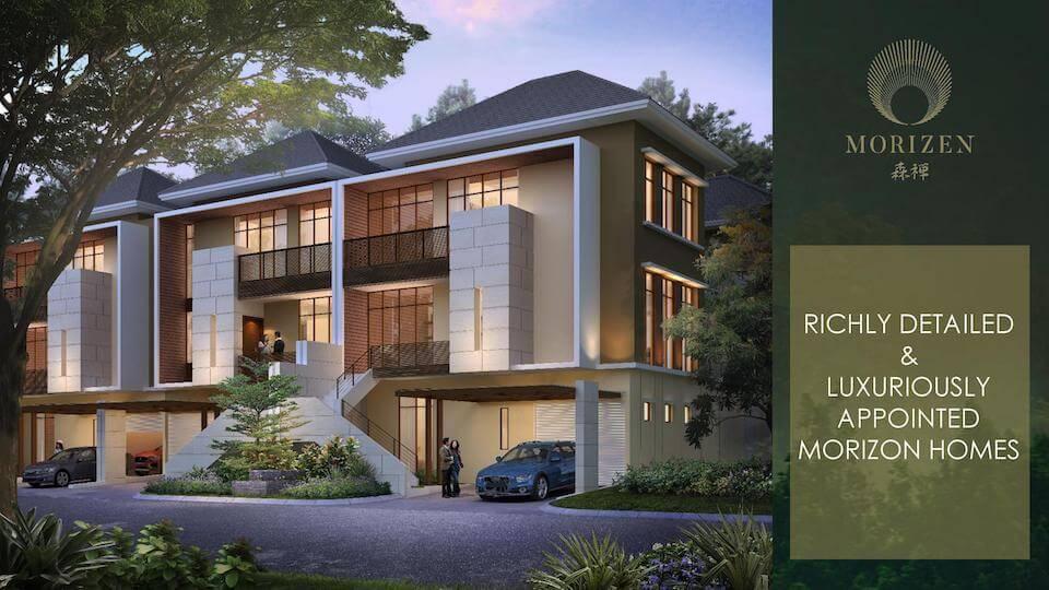 Rumah Morizen Summarecon Bekasi