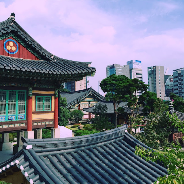 seoul gangnam city guide
