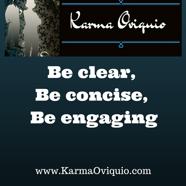 event planner email campaign, karma oviquio, social media for event organizers