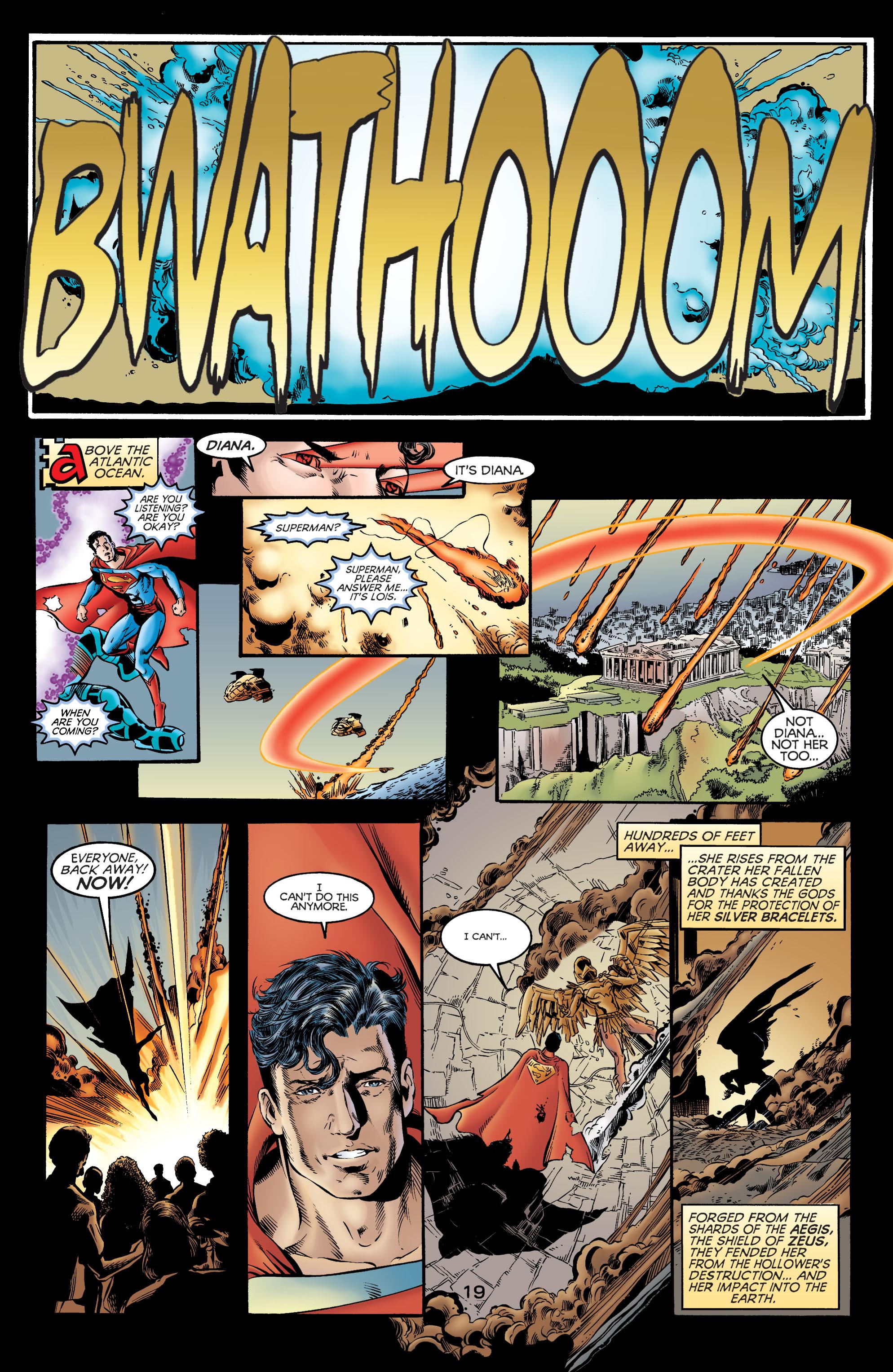 Read online Wonder Woman (1987) comic -  Issue #172 - 19