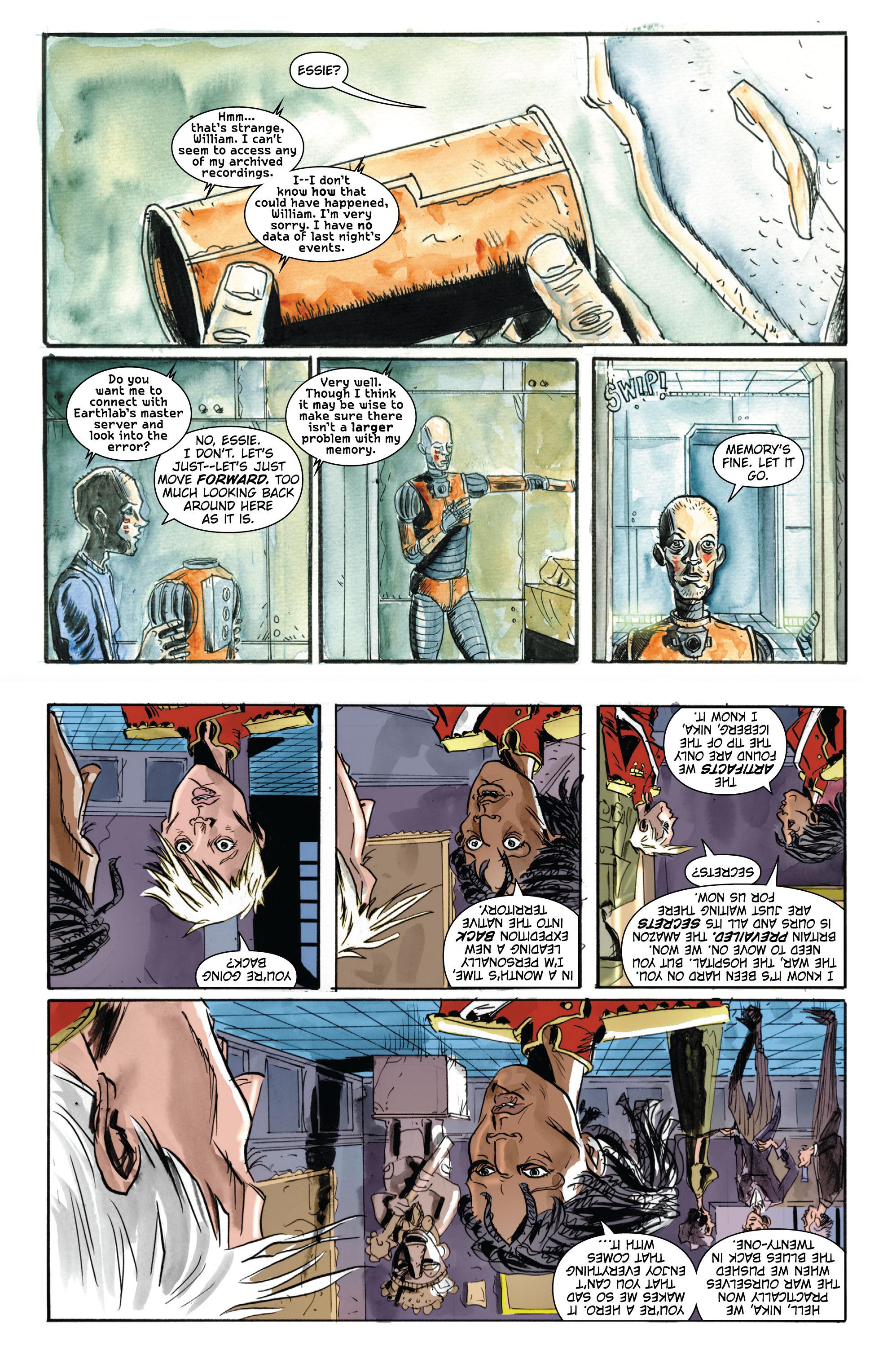 Read online Trillium comic -  Issue # TPB - 126