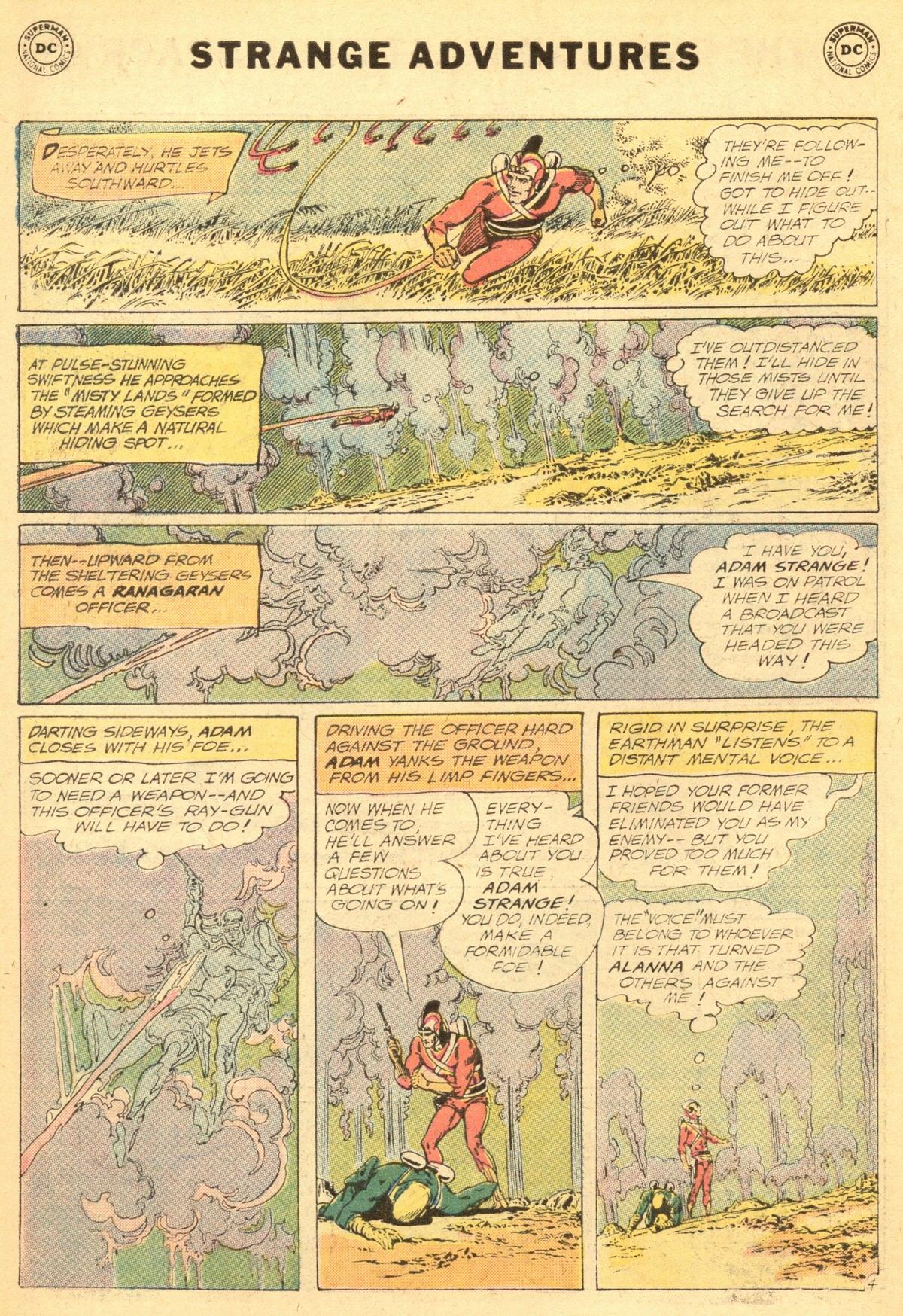 Strange Adventures (1950) issue 243 - Page 6