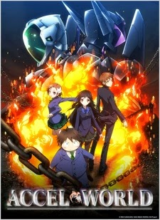 Download Accel World [Subtitle Indonesia] [Completed] + OVA