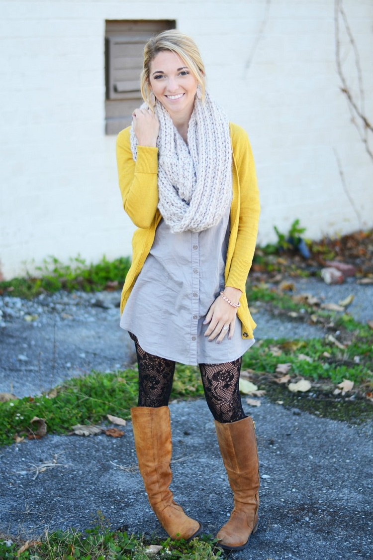 How to maintain comfort in your fall wardrobe - The Modern Tulip - Click through to find out what she and other bloggers have to say on this topic!