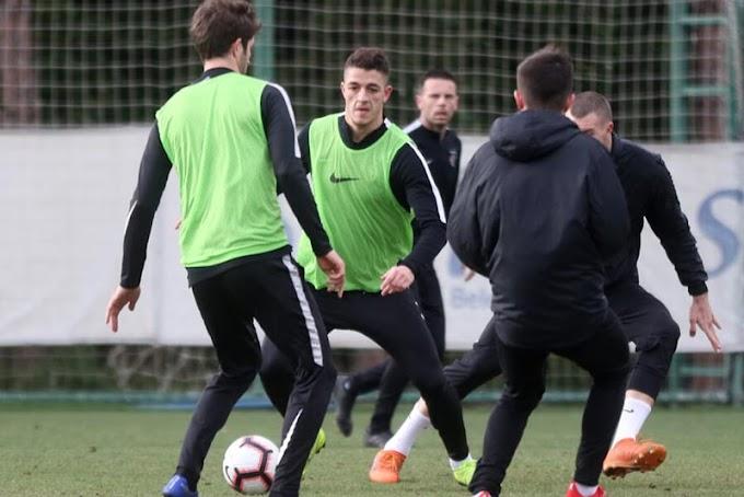 Partizan u ponedeljak igra prvi meč na pripremama!