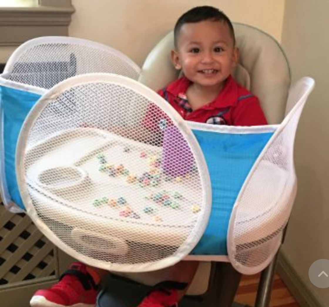 Age For High Chair Ultimate Fishing New Mama Keep Your Child 39s Food On Their