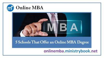 Online MBA Degree