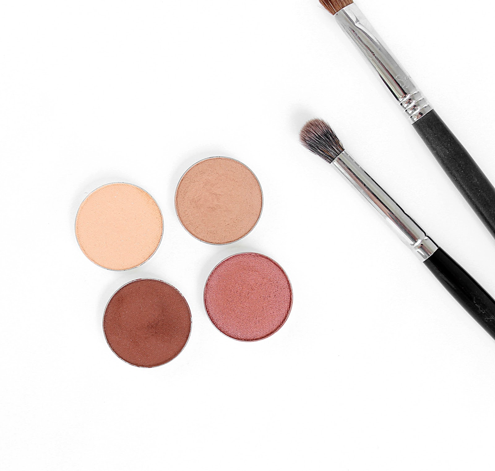 Makeup Geek Eye Shadow Quad - Warm