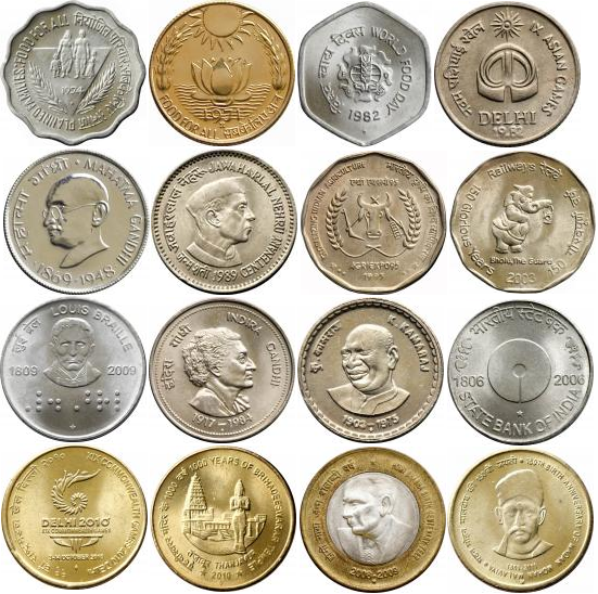 indian coins value what is commemorative coins