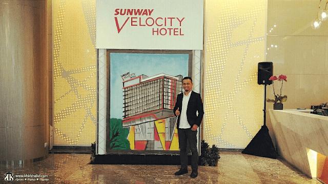 Sunway Velocity Hotel Cheras, Kuala Lumpur, Khir Khalid,