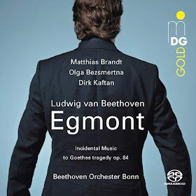 BeethovenL Egmont - Beethoven Orchester Bonn - MDG