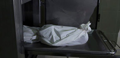 جثة - أرشيفية