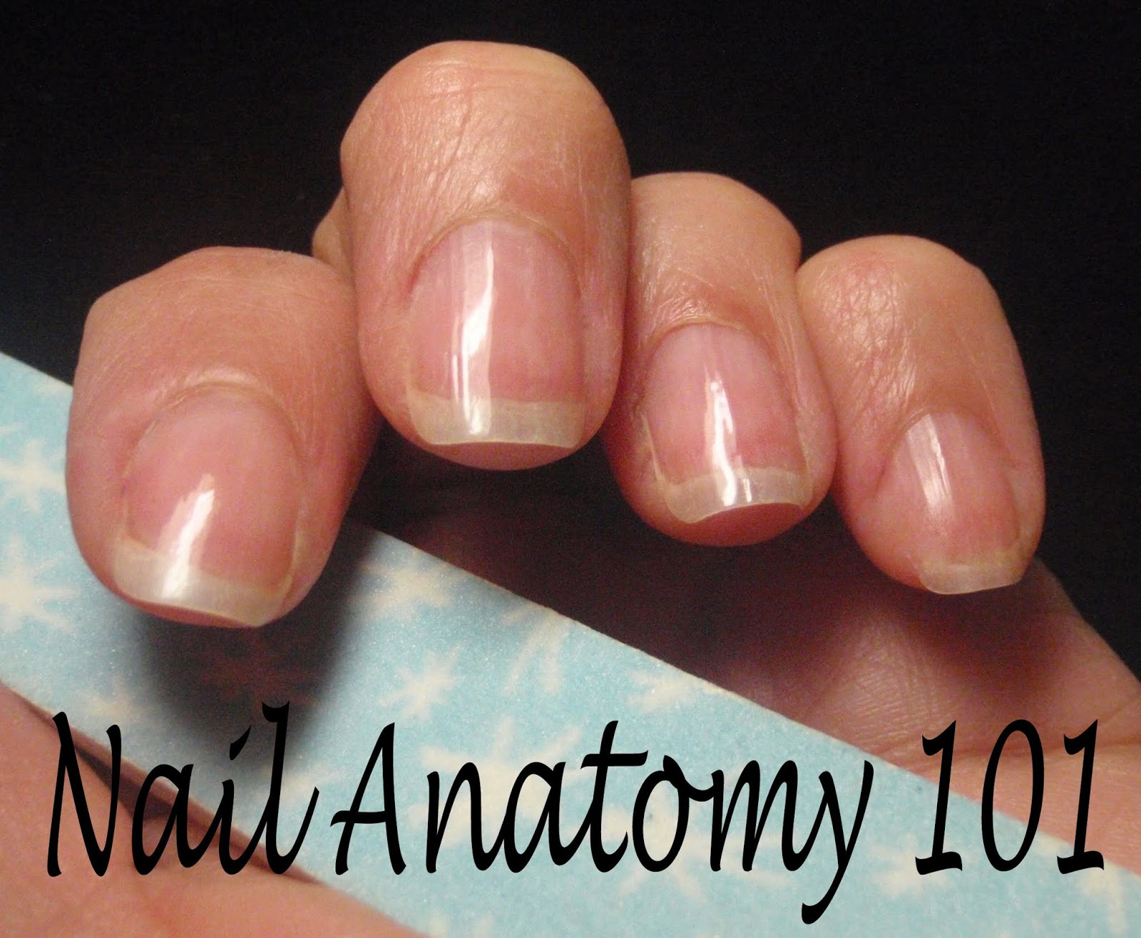 The Juicy Beauty Word: Brittle Nails: Causes and How to Strengthen ...