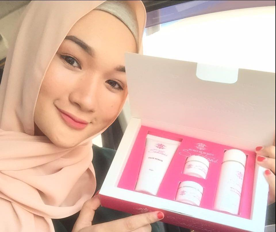 aisy secret of beauty skincare set 4 in 1 secret of